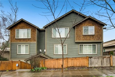 King County Single Family Home For Sale: 10546 Midvale Ave N #C