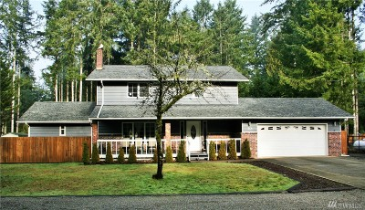 Shelton Single Family Home For Sale: 20 SE Copper Mountain Ct