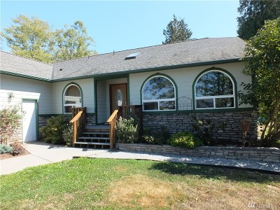 Ferndale Single Family Home For Sale: 3439 Brown Rd