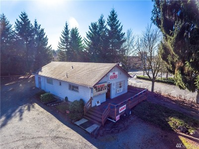 Woodinville Commercial For Sale: 18144 Woodinville Snohomish Rd