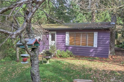 Point Roberts Single Family Home For Sale: 92 Victoria Wy