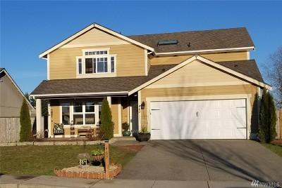 Napavine Single Family Home For Sale: 463 Stadium Lp