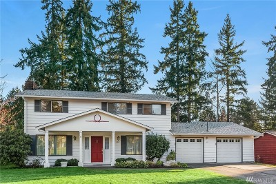 Kirkland Single Family Home For Sale: 8443 NE 138th St