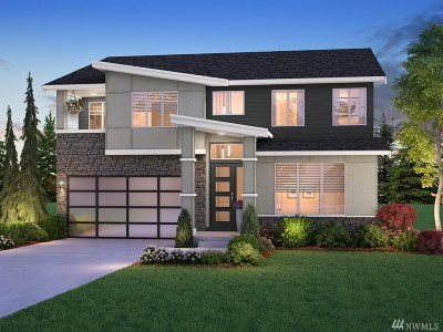 Woodinville Single Family Home For Sale: 12729 NE 150th St #30