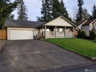 Sumner Single Family Home For Sale: 12217 205th Av Ct E
