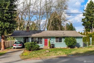 Kirkland Single Family Home For Sale: 12256 NE 73rd St