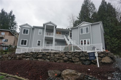Issaquah Single Family Home For Sale: 1491 Sycamore Drive SE