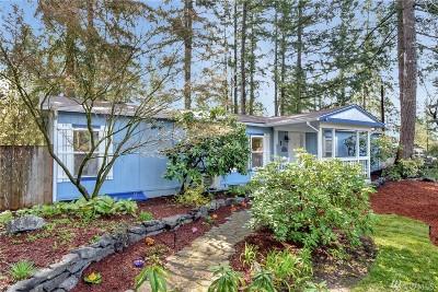 Graham WA Single Family Home For Sale: $314,900