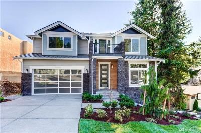Redmond Single Family Home For Sale: 16661 NE 88th St