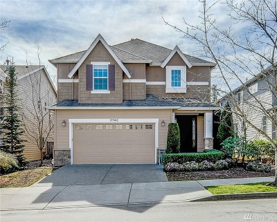Redmond Single Family Home For Sale: 17745 NE 122 St