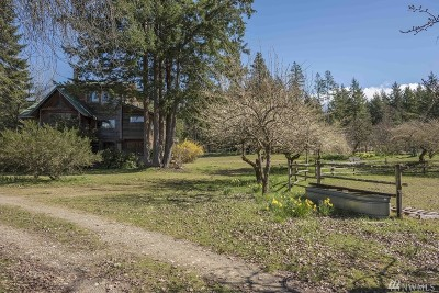Pierce County Single Family Home For Sale: 6719 Key Peninsula Hwy N