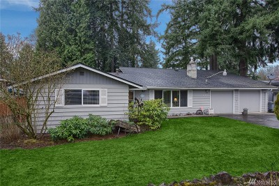 Federal Way Single Family Home For Sale: 35627 13th Ave SW