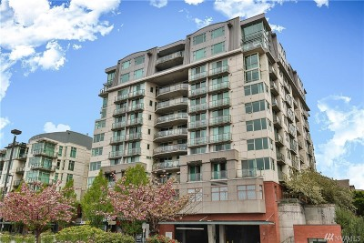 Bellevue Condo/Townhouse For Sale: 1100 106th Ave NE #307