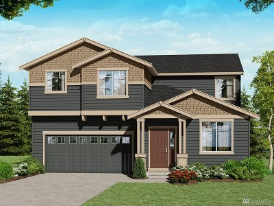 Lacey Single Family Home For Sale: 2843 Saga Ct NE #0082