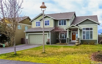 Orting Single Family Home For Sale: 20314 190th Ave E