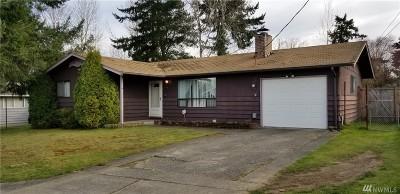 Tacoma WA Single Family Home For Sale: $209,900