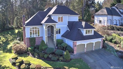 Renton Single Family Home For Sale: 18819 SE 174th Wy