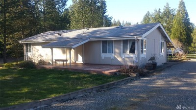 Spanaway Single Family Home For Sale: 3419 E 217th St