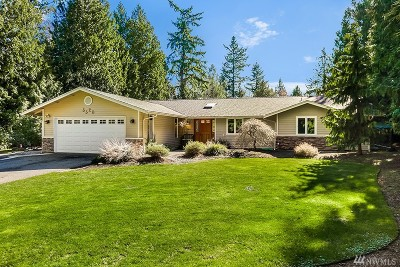 Edmonds Single Family Home For Sale: 5320 139th Place SW