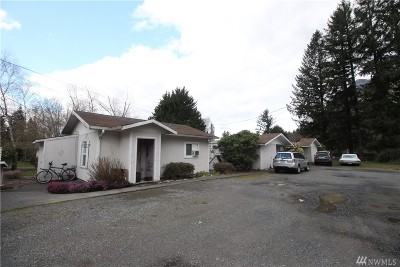 North Bend, Snoqualmie Multi Family Home For Sale: 42828 SE North Bend Wy