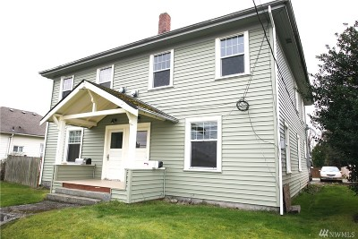 Anacortes WA Multi Family Home Sold: $559,000