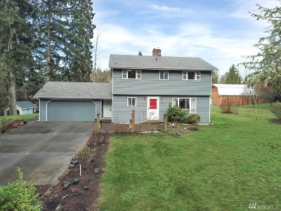 Graham Single Family Home For Sale: 29020 52nd Ave E