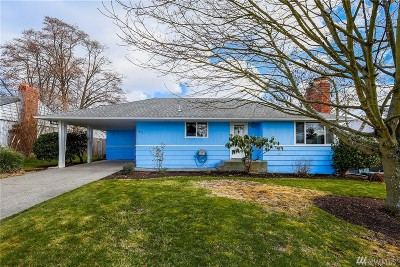 Burien Single Family Home For Sale: 12822 1st Ave S