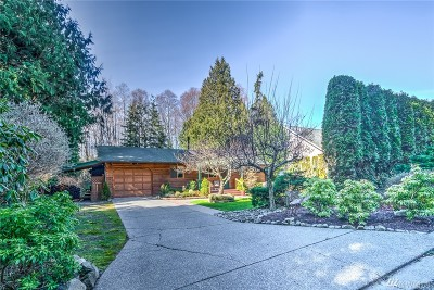 Anacortes WA Single Family Home Pending Inspection: $449,000