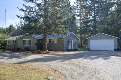 Tumwater Single Family Home For Sale: 2045 83rd Ave SW