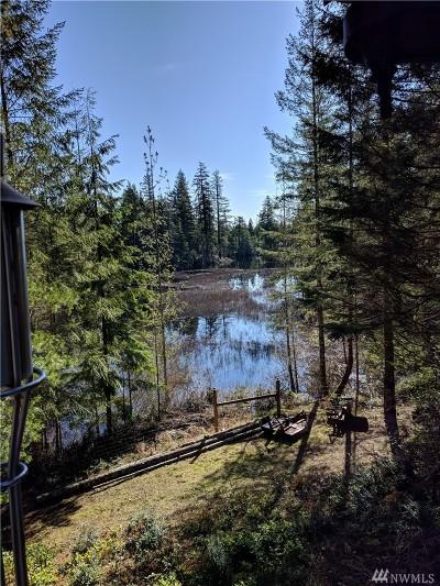 Mason County Single Family Home Pending Inspection: 390 E Sandy Lake Rd