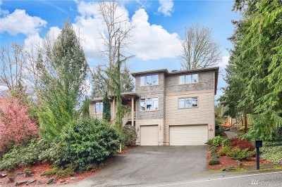 Kenmore Single Family Home For Sale: 5565 NE 187th St