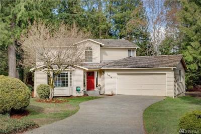 Sammamish Single Family Home For Sale: 1415 228th Ct NE