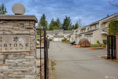 Renton Condo/Townhouse For Sale: 465 Queen Ave NE #405