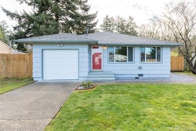 Tacoma WA Single Family Home For Sale: $249,500