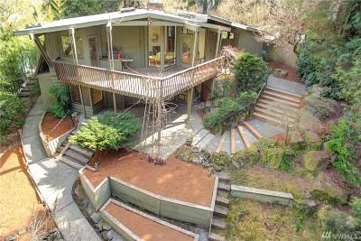 Seattle Single Family Home For Sale: 10333 Ravenna Ave NE