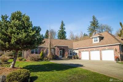 Olympia Single Family Home For Sale: 11803 Parkview Ct SW