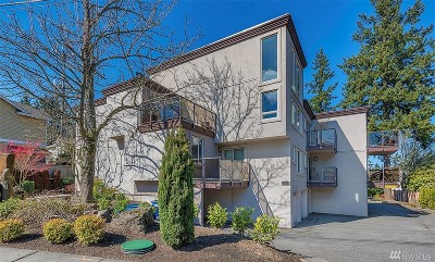 Edmonds Condo/Townhouse For Sale: 8503 Bowdoin Way #103