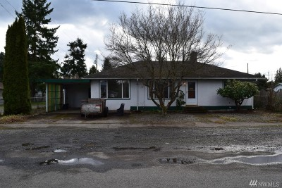 Centralia Single Family Home For Sale: 502 Jackson St