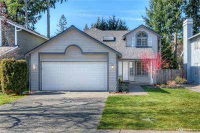 Issaquah Single Family Home For Sale: 3917 242nd Ave SE