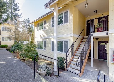 Bellevue Condo/Townhouse For Sale: 14601 NE 50th Place #E7