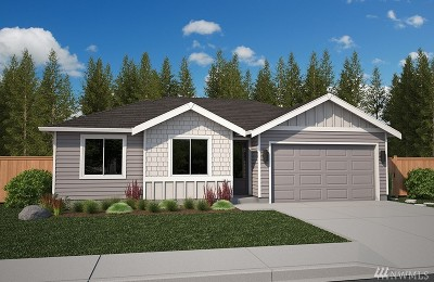 Orting Single Family Home For Sale: 405 Oak St SW #Lot38