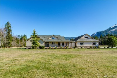 Skagit County Farm For Sale: 30142 Walberg Rd