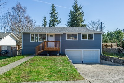 Tacoma Single Family Home For Sale: 4637 N Bristol St