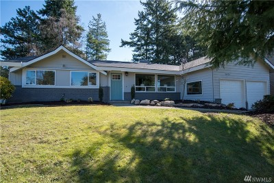 Kent WA Single Family Home For Sale: $399,888