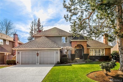 Issaquah Single Family Home For Sale: 24449 SE 42nd Place