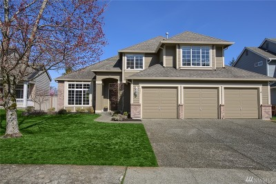 North Bend Single Family Home For Sale: 390 SE 13th Place