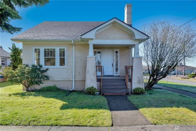 Bellingham Single Family Home For Sale: 2211 Washington St
