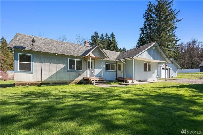 North Bend, Snoqualmie Single Family Home For Sale: 8724 378th Ave SE