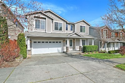 Snohomish Single Family Home For Sale: 5925 117 St SE