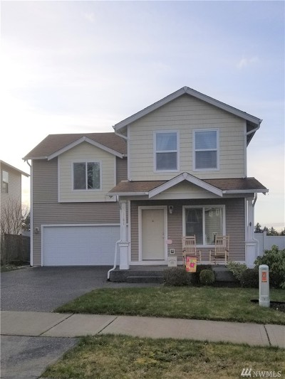 Dupont Single Family Home For Sale: 3184 Sheaser Wy